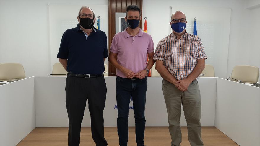 Firme apuesta del Ayuntamiento de Almussafes por la pilota valenciana