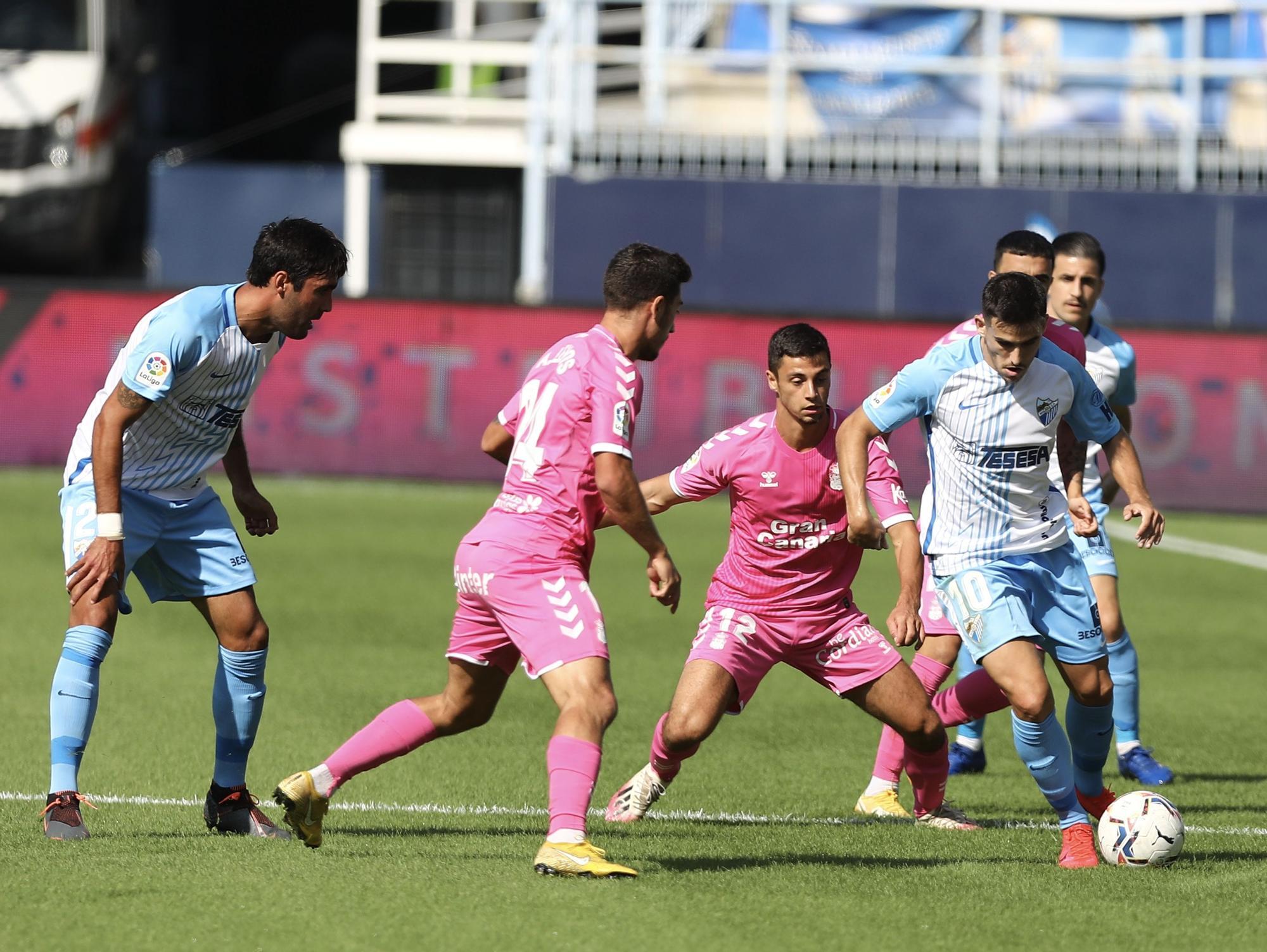Málaga CF- UD Las Palmas