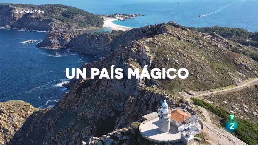 """""""Un país mágico"""" redescubre el embrujo de Vigo en La 2"""