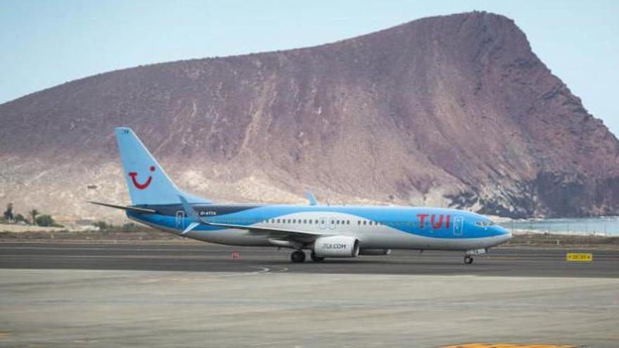 TUI prevé desplazar a Canarias a 100.000 turistas a lo largo de diciembre