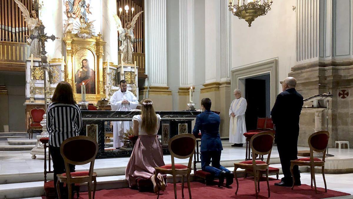 Cuál es el aforo en las bodas de la Comunidad Valenciana con las nuevas restricciones