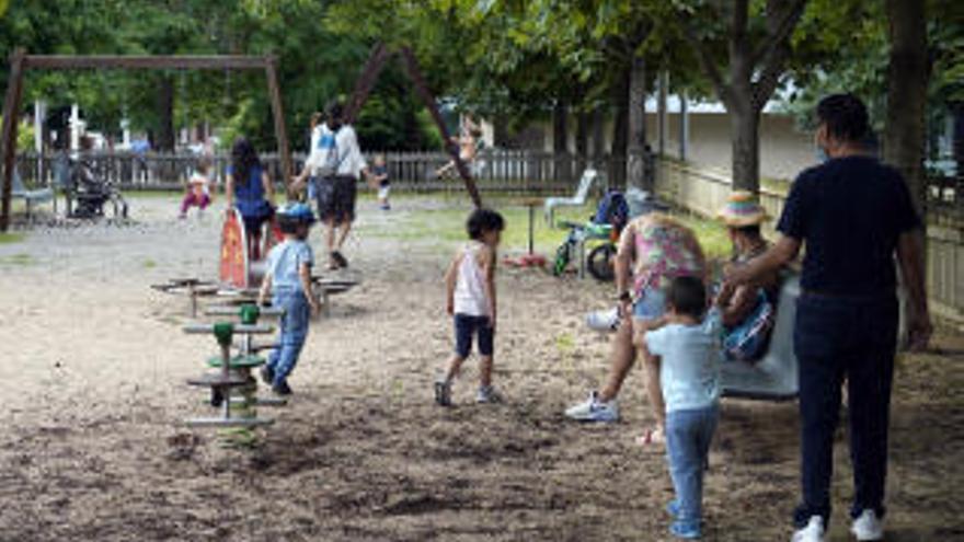 Parcs infantils: s'aixeca el càstig 96 dies després de deixar-los en desús