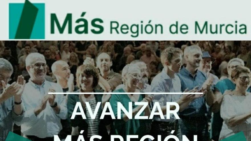 Más Región de Murcia se constituye oficialmente como partido político