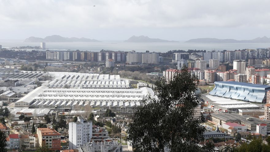 Stellantis Vigo suspende parte de su actividad otros tres días y prolonga la parada en furgonetas