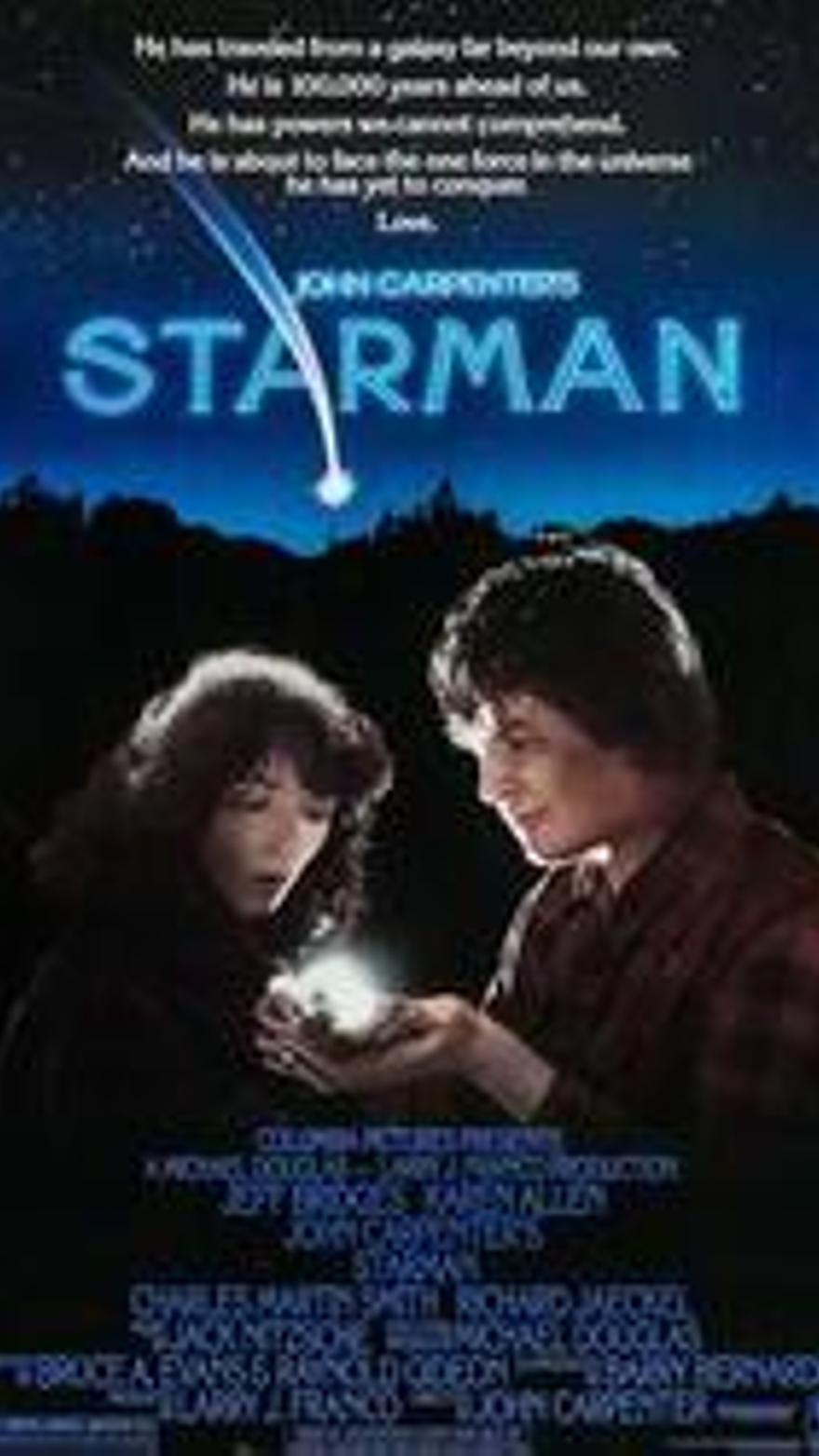 Starman. El hombre de las estrellas