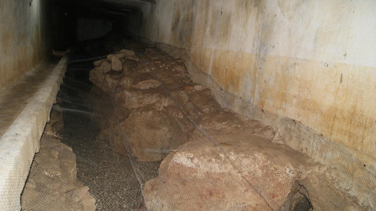 Los lucentinos pagarán un canon por las obras de las  conducciones desde el manantial de Zambra