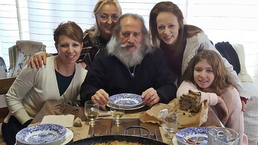 Don Camilo cumple 70 años ya.