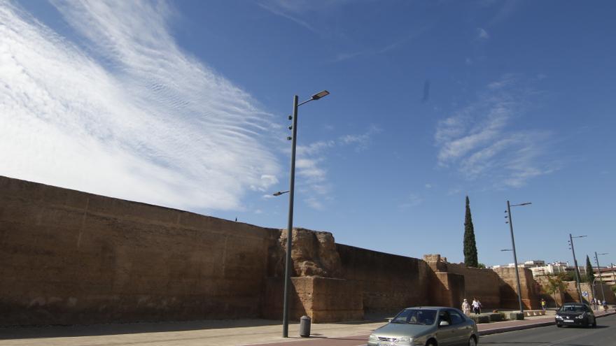 Poco nuboso hoy en Córdoba y una máxima de 31 grados