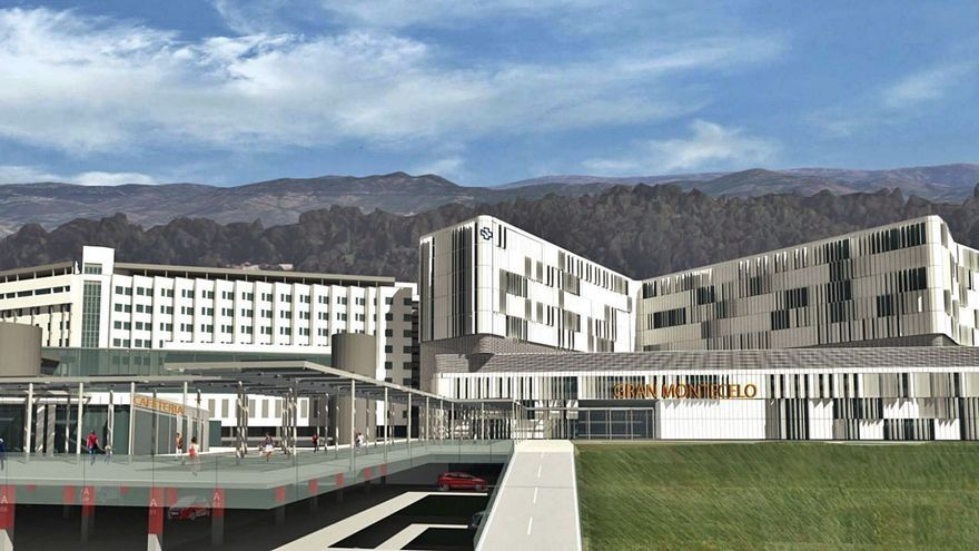 Adjudicadas las obras del futuro Gran Montecelo, que estará finalizado en 2024