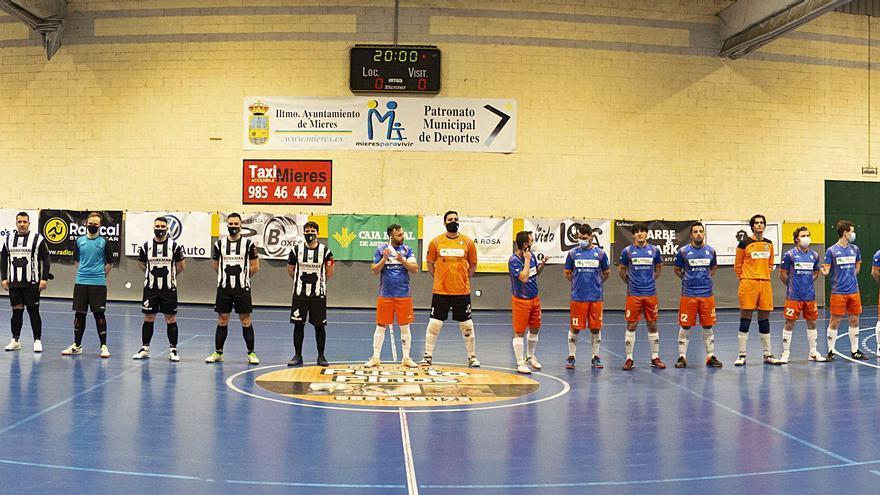 Asturias reina en Cantabria: los dos equipos de fútbol sala del Principado que juegan en la región vecina son primero y segundo
