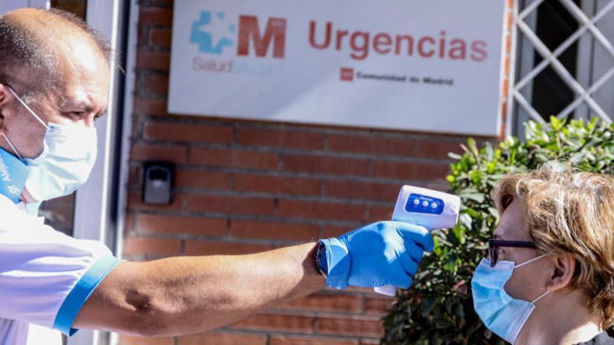 Récord de ingresos en Canarias en la segunda ola de coronavirus