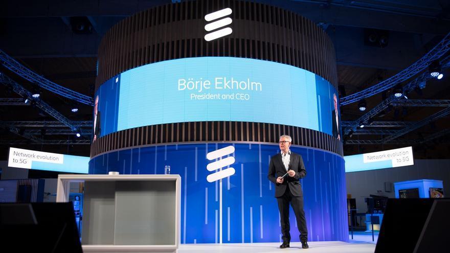 Ericsson anuncia que no participará en el próximo Mobile World Congress