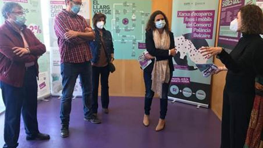 El Consorcio Palancia Belcaire abre dos aulas ambientales