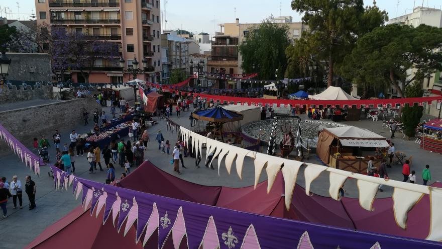 Burjassot suspende la celebración del Mercado Renacentista