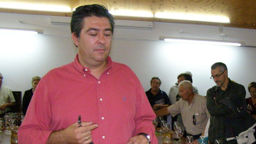 """Carlos Capilla: """"La previsión es que la cosecha de este año sea espectacular"""""""