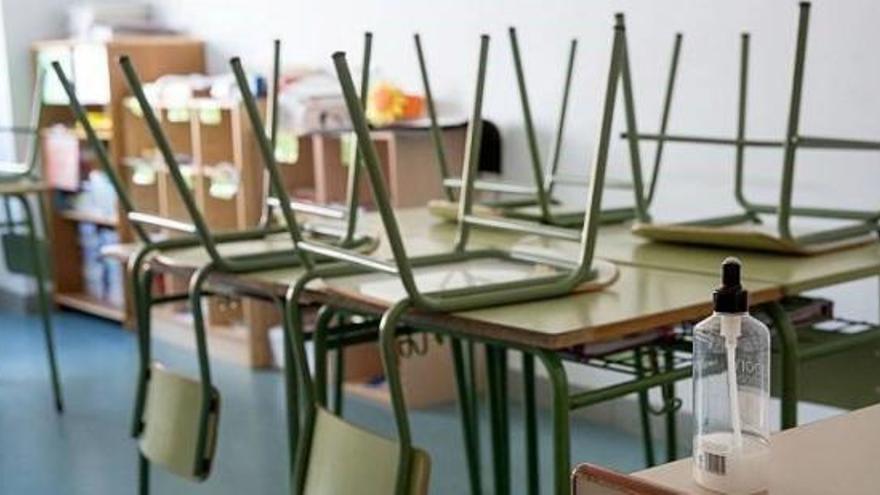 Más de 100 alumnos puestos en cuarentena en las últimas 24 horas en la Región