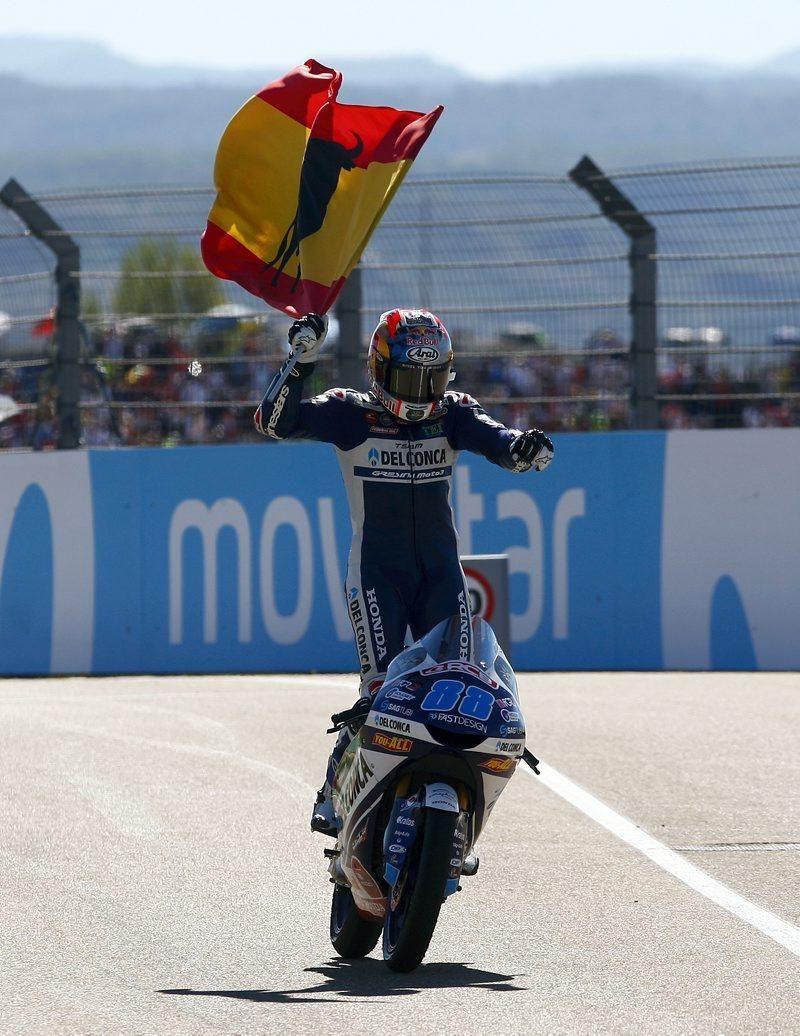 Mundial de Motociclismo / Gran Premio de Aragón