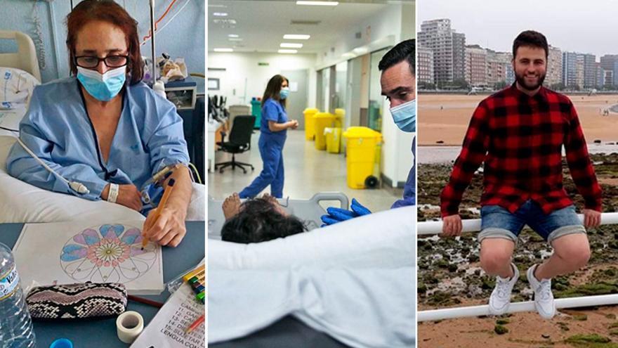 Historias que marcaron la dura tercera ola del coronavirus en Asturias: los nombres propios tras la tragedia
