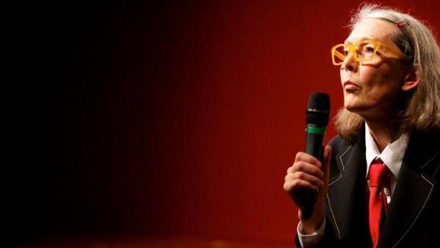 La poetisa Anne Carson se alza con el Premio Princesa de Asturias de las Letras
