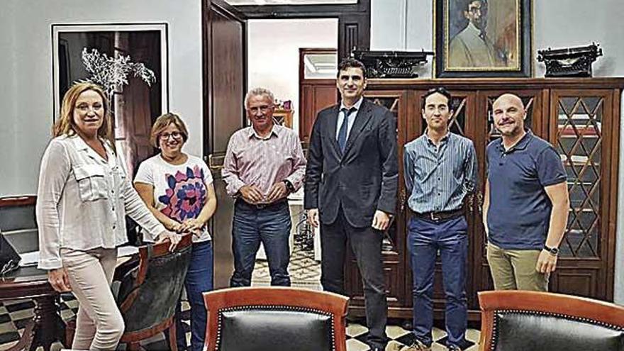 La eurodiputada  Homs no recogerá  el acta de concejala