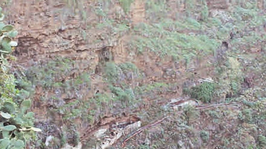 El plan para proteger los restos guanches de El Becerril ya tiene un anteproyecto
