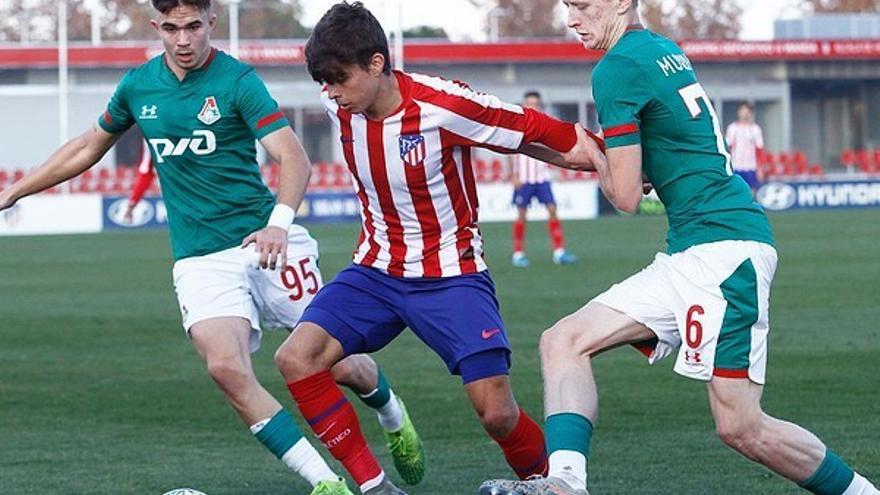 Adrián Ferreras ficha por el Alcorcón B