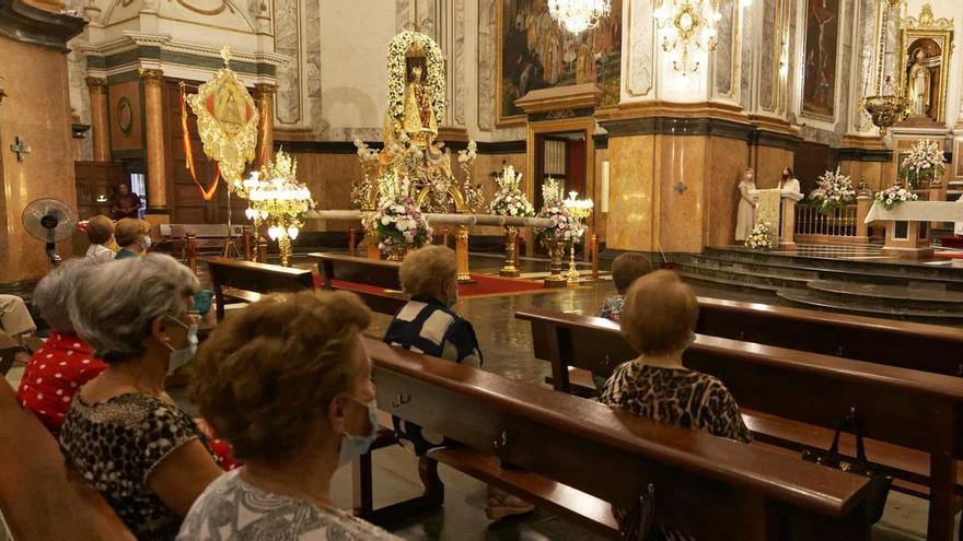 Día de loas a la Mare de Déu de Gràcia y de eventos taurinos en Vila-real