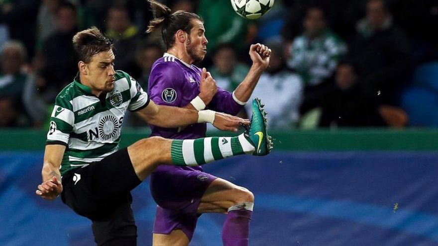 Bale es lesiona el turmell i es podria perdre el Clàssic