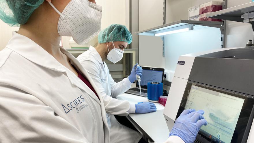 Delta, británica o sudafricana: así es la nueva PCR que identifica las principales variantes de la covid