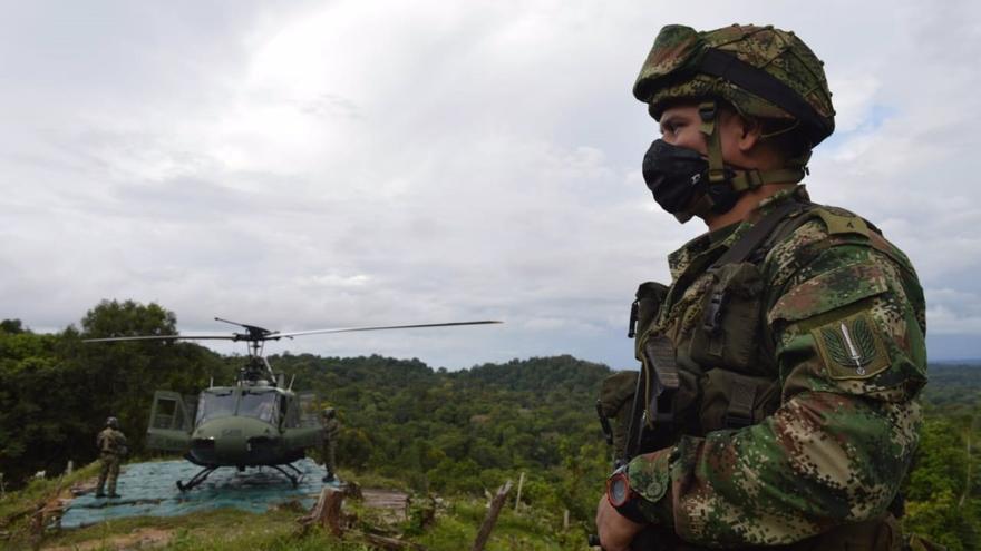 Colombia captura al narcotraficante 'Dimax', de los más buscados del Clan del Golfo