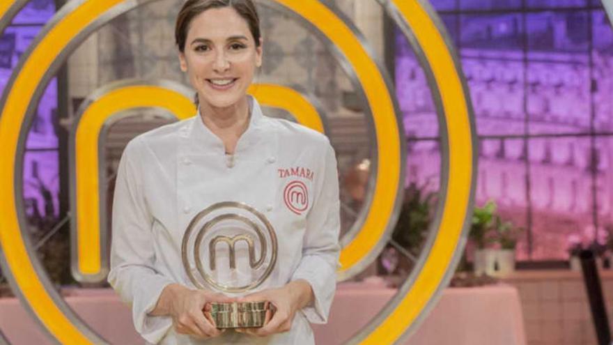 Tamara Falcó, ganadora de MasterChef Celebrity