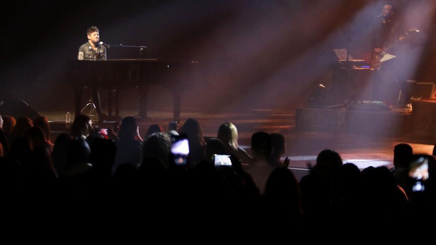 Solo 1.500 personas podrán acceder al Coliseum en cada actuación de Pablo López