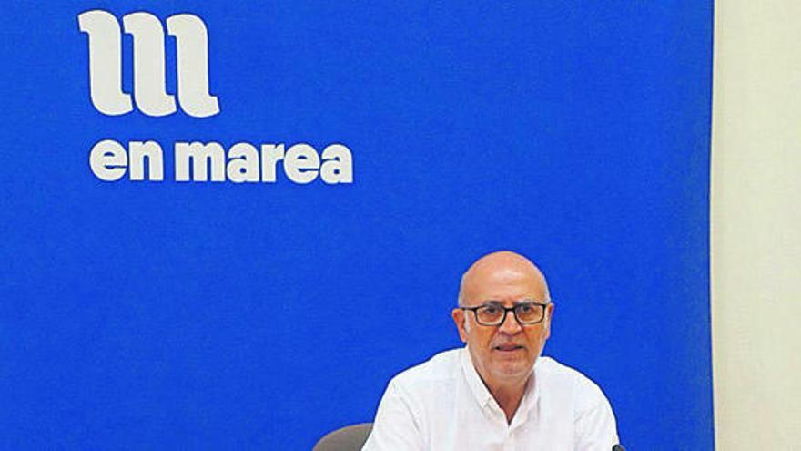 En Marea encara la elección del candidato tras pactar con CxG y el Partido Galeguista