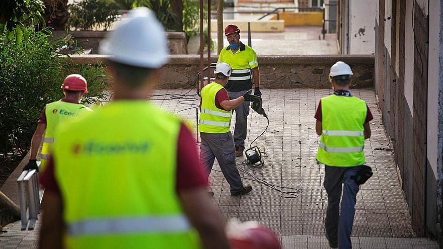 El Ayuntamiento de La Laguna devuelve un millón  de euros de fondos destinados a empleo