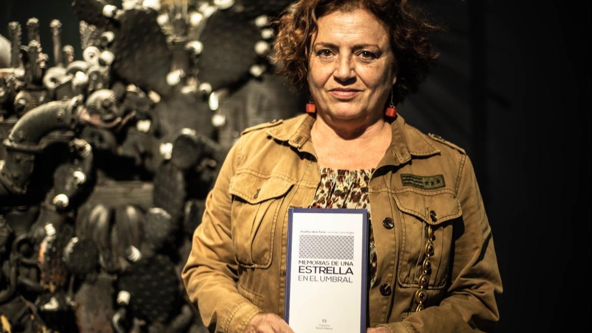 La Casa-Museo Pérez Galdós acoge la presentación de la reedición del libro de Josefina de la Torre, 'Memorias de una estrella'