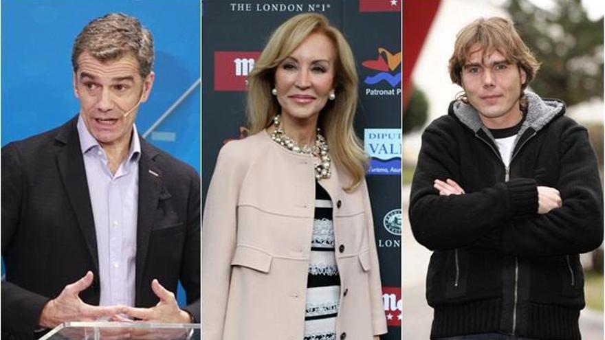 Televisivos que se metieron a políticos