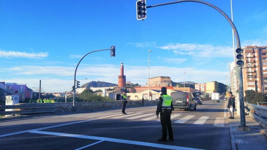 Unidas Podemos exige el arreglo del semáforo de Los Mateos