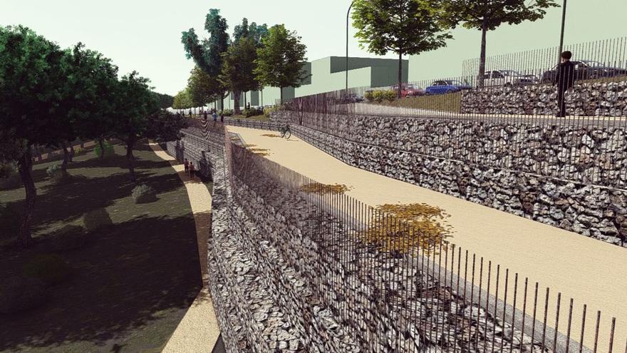 Cort aprueba la primera fase de la Falca Verda después de dos décadas
