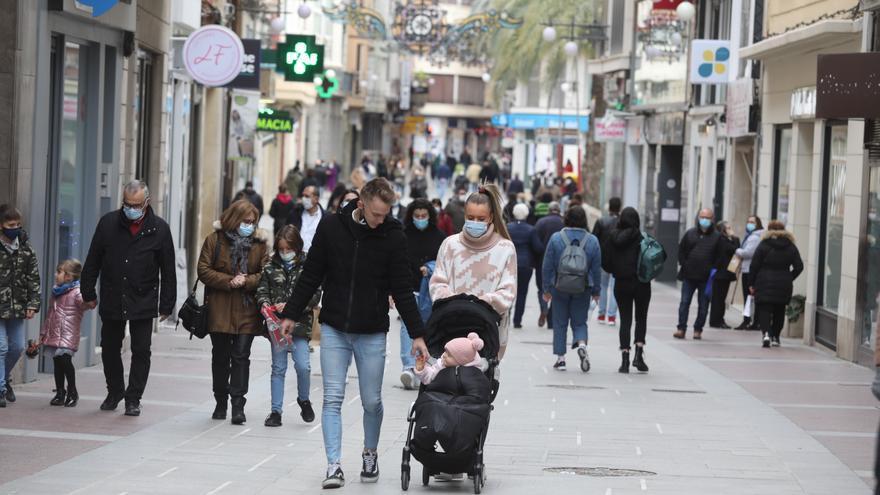 Elche «gana» 2.248 residentes y se consolida como la decimonovena ciudad más poblada