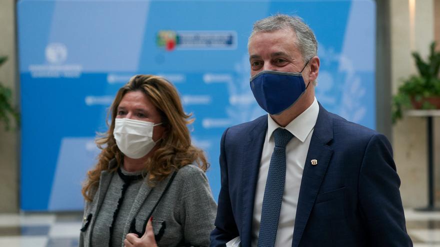 Urkullu pide a Sánchez prorrogar el estado de alarma para evitar problemas jurídicos
