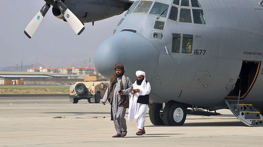 Els EUA asseguren que l'armament deixat a l'Afganistan és inservible