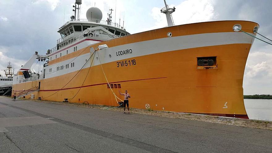 """La flota bacaladera demandará a Noruega por el riesgo a una nueva """"guerra del fletán"""""""
