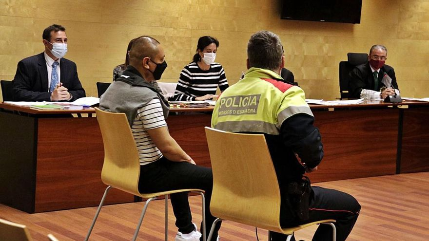El fiscal manté la petició de 34 anys de presó a l'acusat de matar la dona a Blanes