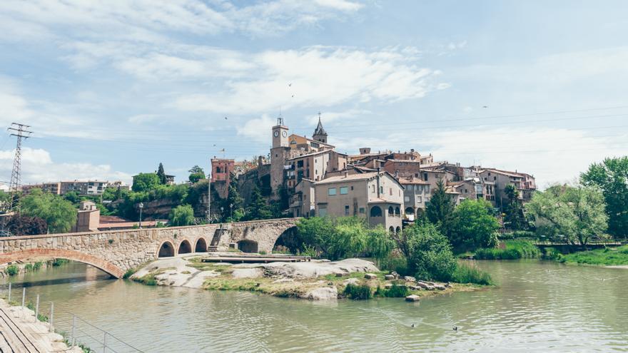 Gironella farà les primeres obres de consolidació del Pont Vell en 30 anys