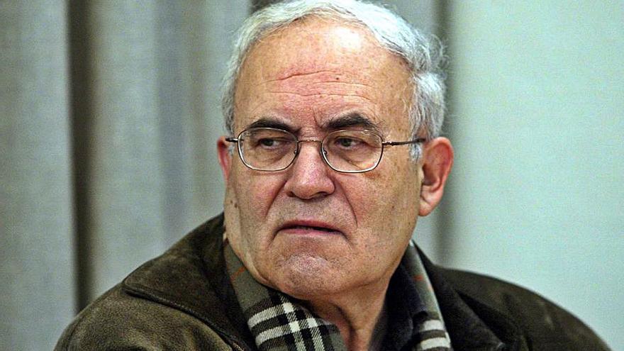 Mor el periodista gironí Pere Madrenys a l'edat de 89 anys