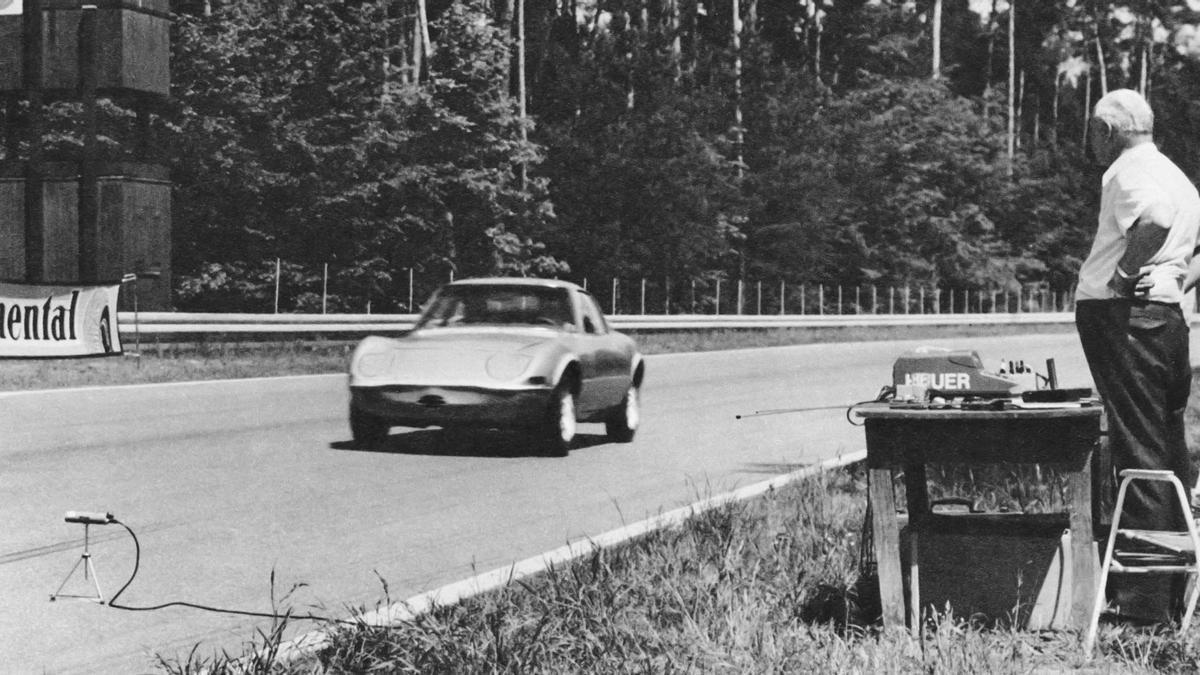 50 Aniversario del Opel Elektro GT, el coche eléctrico que batió 6 récords mundiales en 1971