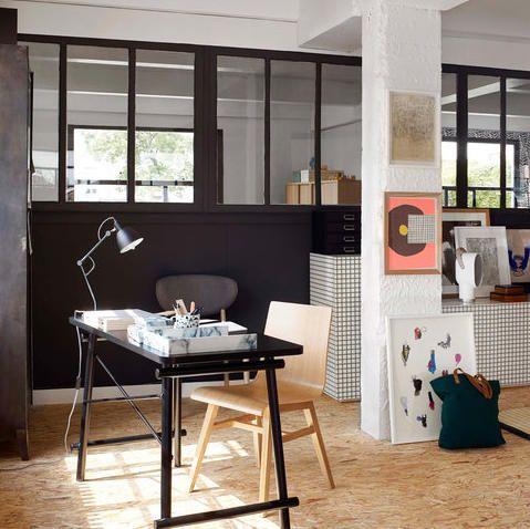 Propuesta para un estudio completo. Mesa Fokko y silla Ply II. Habitat