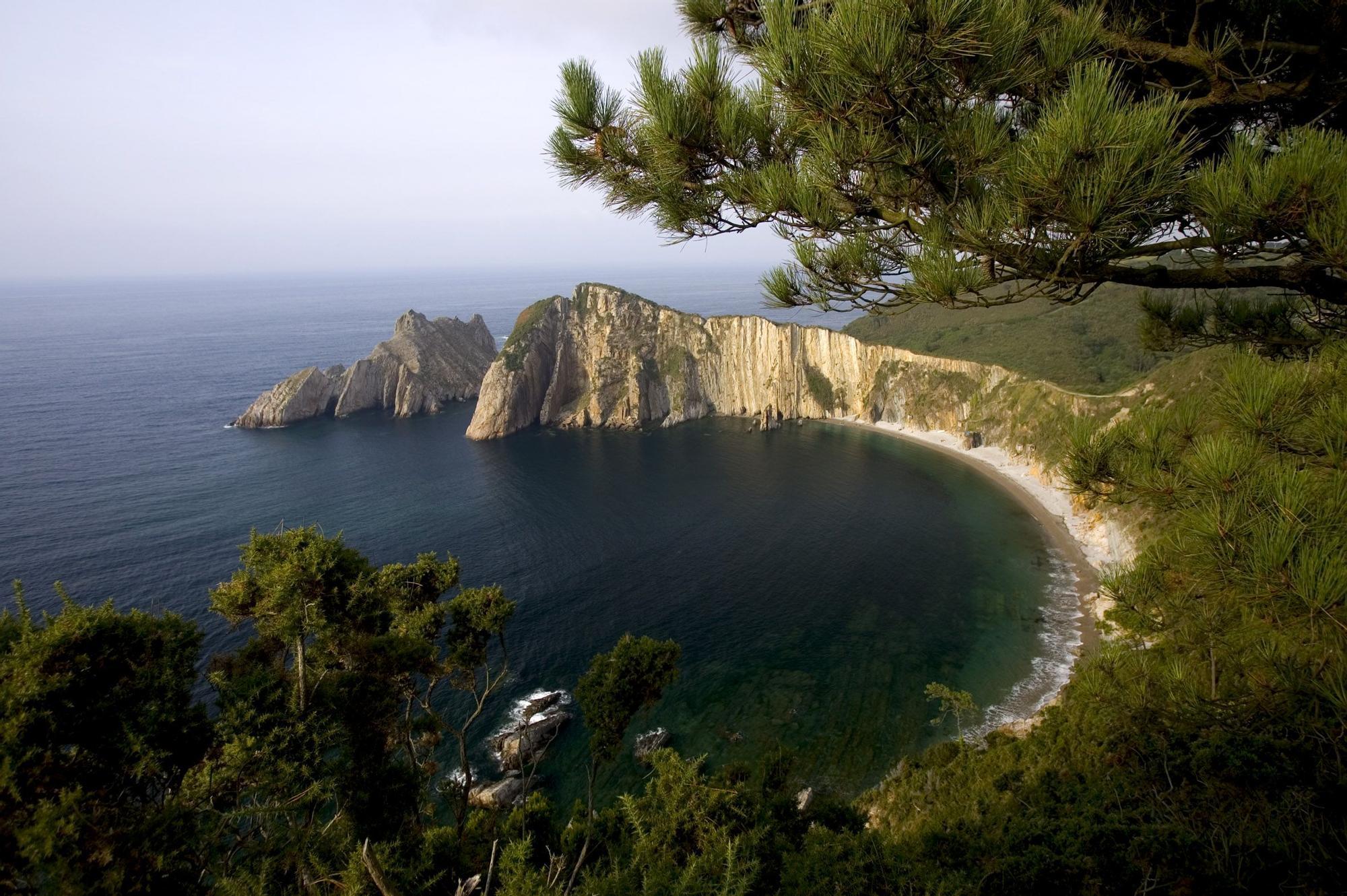 Playa del Silencio (Cudillero)