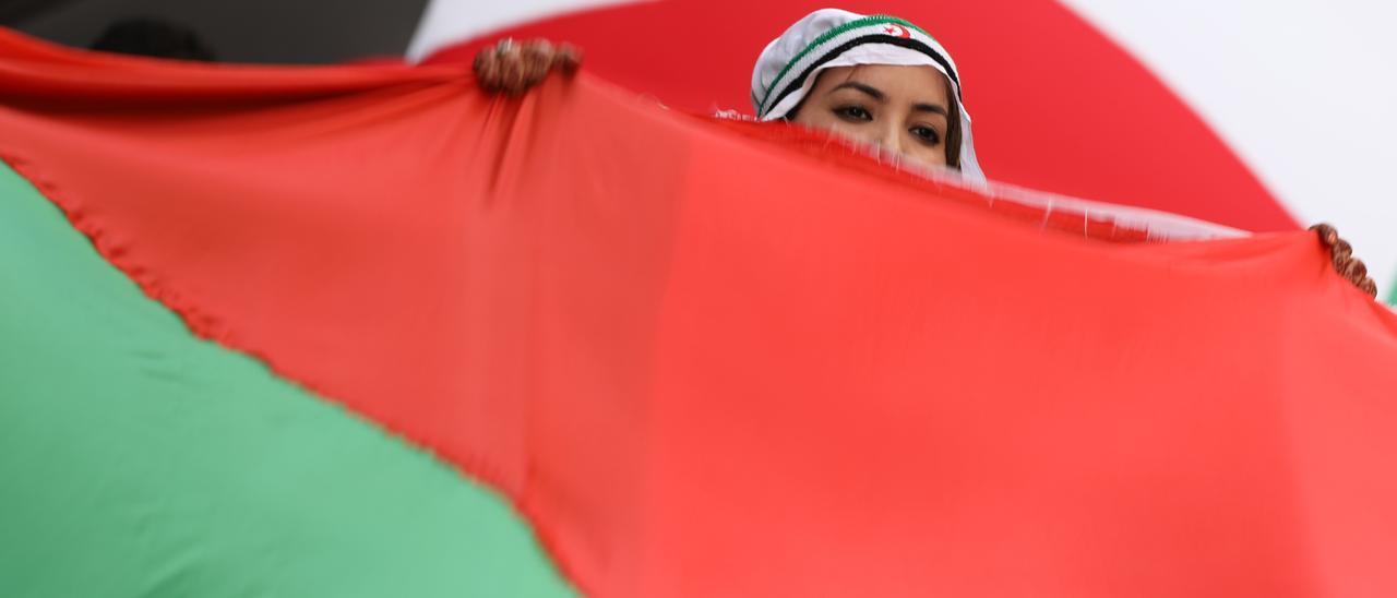 Saharauis por la Paz pide al Papa que ayude a relanzar el proceso de paz en el Sáhara Occidental
