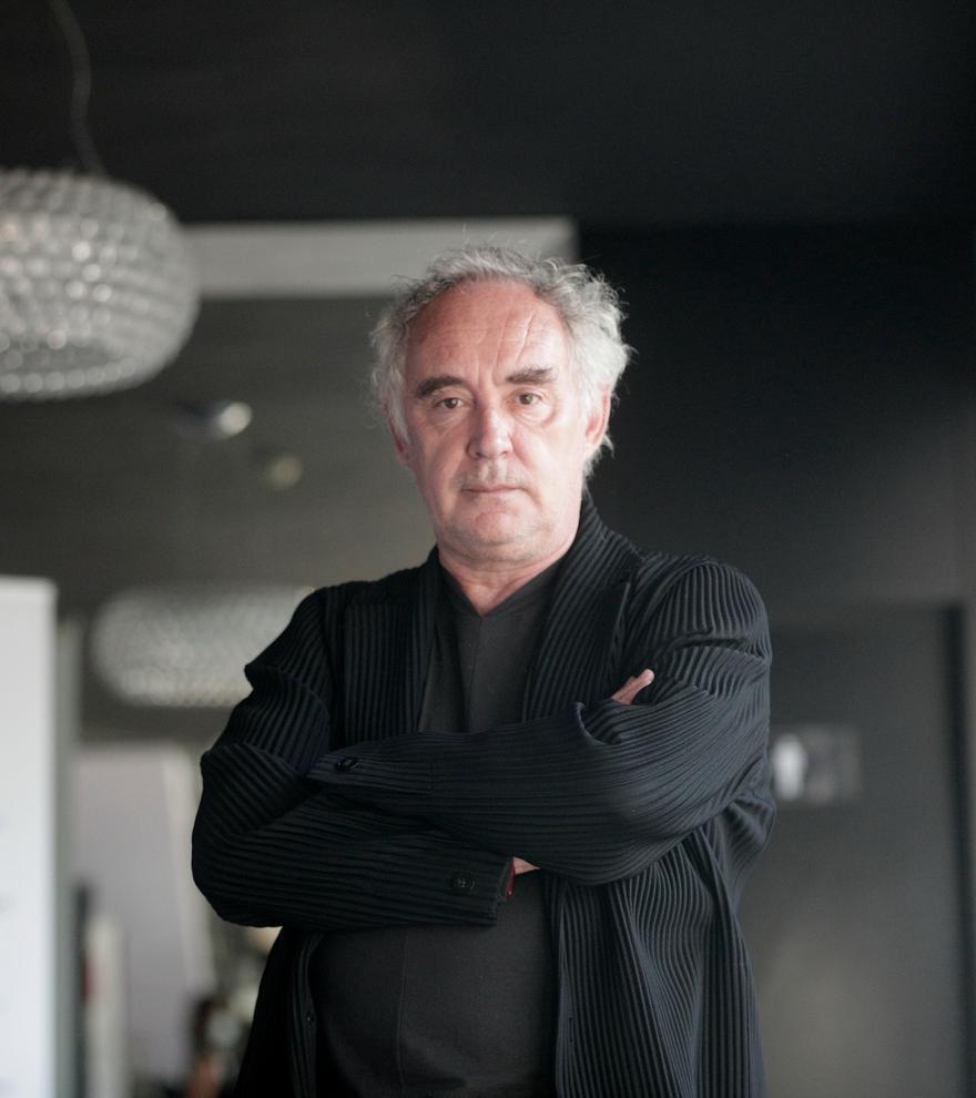 Was Ferran Adrià, einst bester Koch der Welt, Neugastronomen auf Mallorca rät